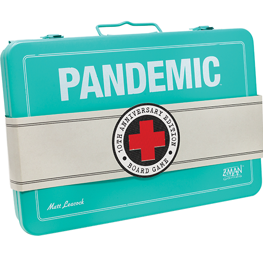 Pandemic !0th Anniversary