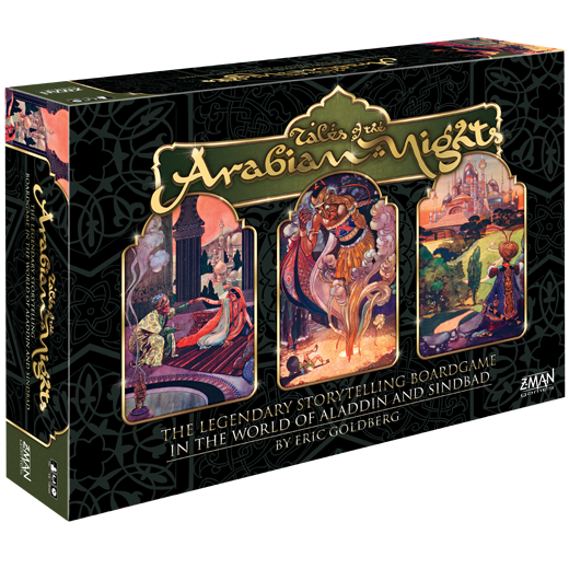 Tales of the Arabian Nights -  Z Man Games