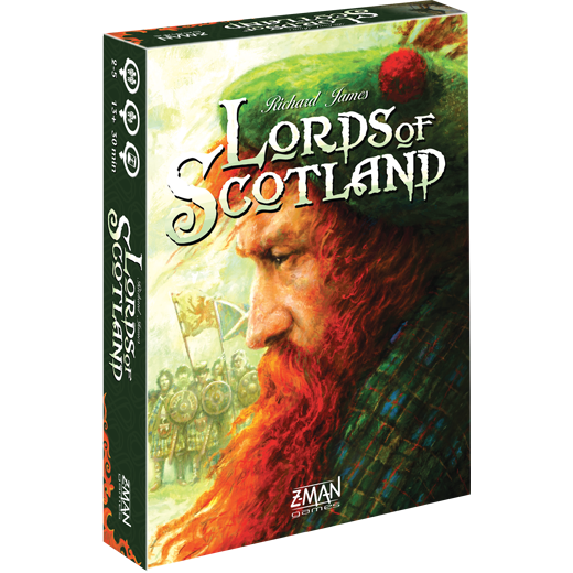 Lords of Scotland (T.O.S.) -  Z Man Games