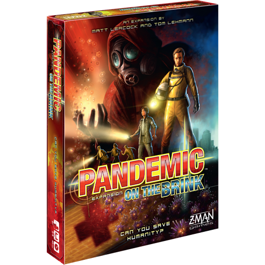 Pandemic: On the Brink 2013 -  Z Man Games