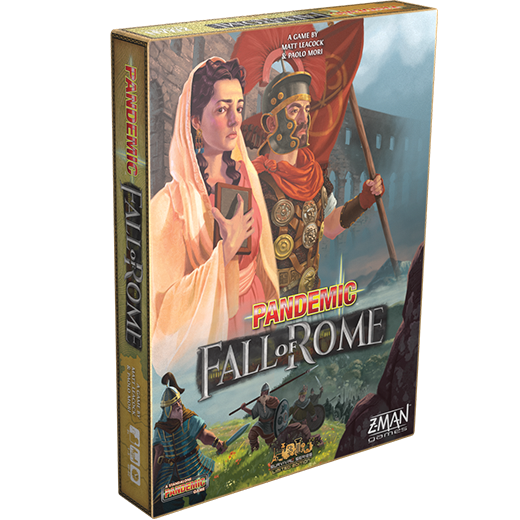 Image result for pandemic fall of rome