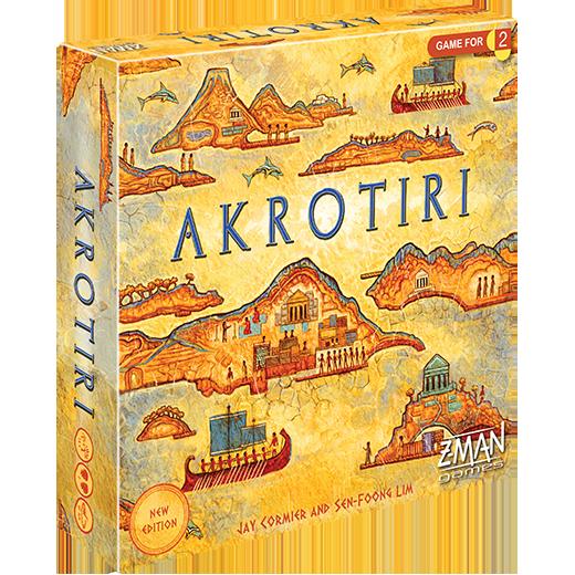Akrotiri Revised (T.O.S.) -  Z Man Games