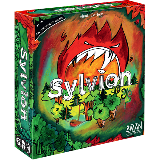 Sylvion (T.O.S.) -  Z Man Games