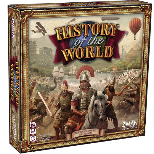 History of the World -  Z Man Games