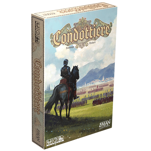 Condottiere -  Z Man Games