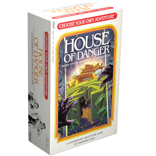 choose your own adventure house of danger ForChoose Your Own Home