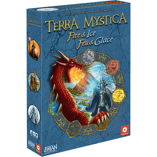 Fire and Ice: Terra Mystica -  Z Man Games