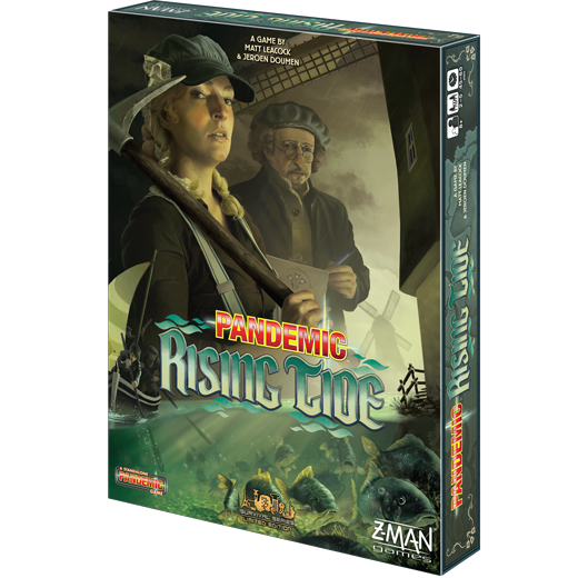 Pandemic: Rising Tide -  Z Man Games
