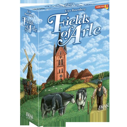 Fields of Arle -  Z Man Games