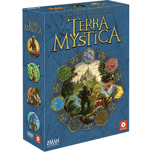 Terra Mystica -  Z Man Games