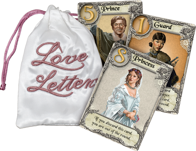 Spread The Love With Love Letter Wedding Edition Z Man Games
