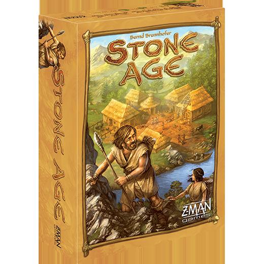 Stone Age (T.O.S.) -  Z man Games