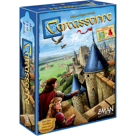 Carcassonne -  Z Man Games