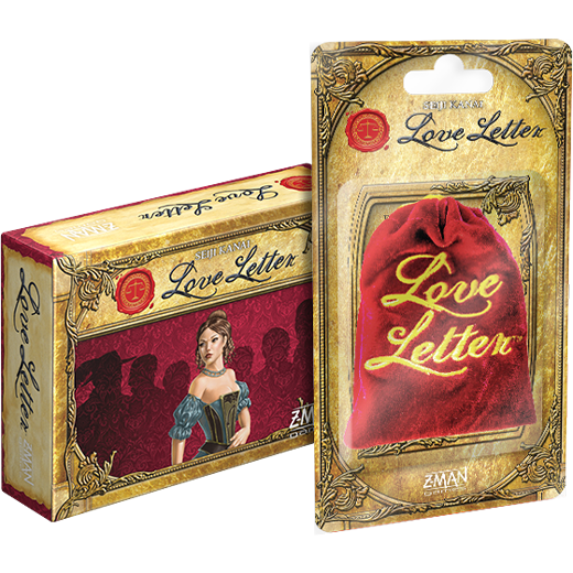 Love Letter Boxed Edition -  Alderac Entertainment Group
