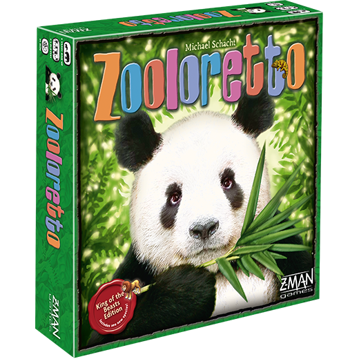 Zooloretto (T.O.S.) -  Z Man Games