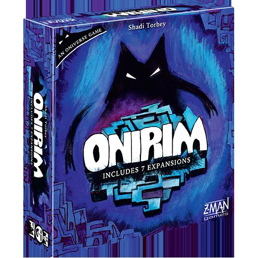 Onirim (T.O.S.) -  Z Man Games
