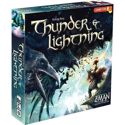 Thunder and Lightning (T.O.S.) -  Z Man Games