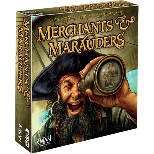 Merchants and Marauders (T.O.S.) -  Z Man Games