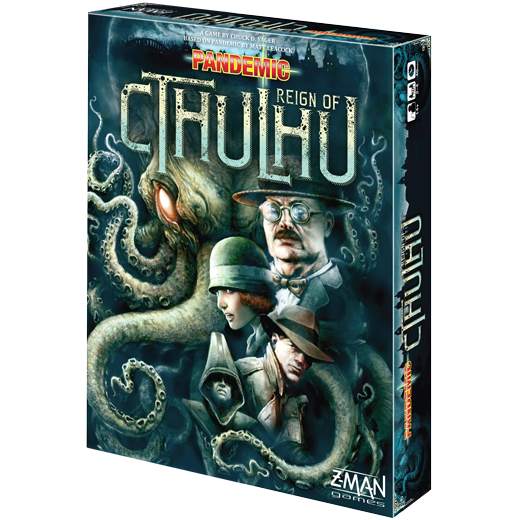 Pandemic: Reign of Cthulhu (T.O.S.) -  Z Man Games